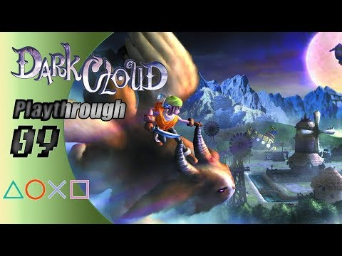 Dark Cloud PS4 Playthrough: 09 - Ice Queen La Saia, The Rematch, Xaio/Ruby! & 100% Queens