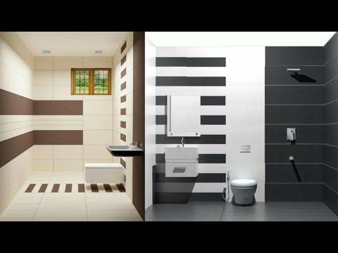 Modern Bathroom Interior Design Ideas | Latest Bathroom Tiles Design Indian Style