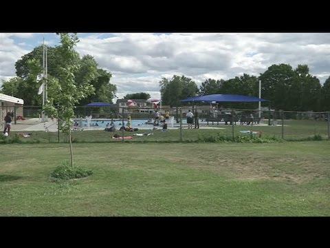 Sara Jane Sherman pool staying open late on Tuesdays