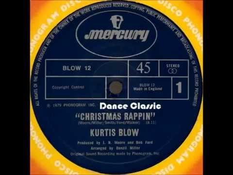 Kurtis Blow  Christmas Rappin 12 Mix