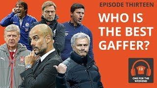 """""""IM PUTTING WENGER AT THE BOTTOM"""" 