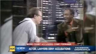 Billy Cosby Talking about Spanish Fly Aka Rape Drug - Hello America