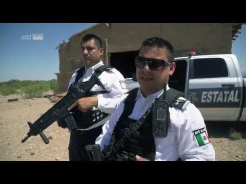 Police Patrol; An der Grenze | ZDFinfo