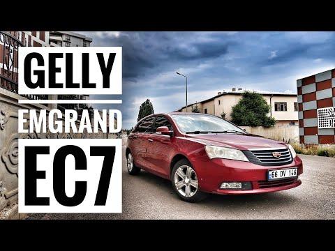 Geely EMGRAND EC7 | Otomobil Günlüklerim