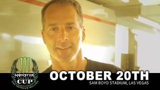Monster Energy Cup - AMA Hall of Famer, Jeff Stanton, on the 2012 Monster Energy Cup in Las Vegas