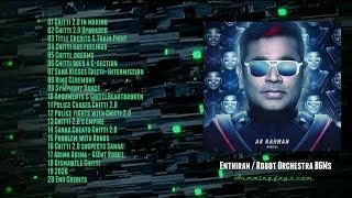 Orchestra BGMs of Enthiran (Robot)   An A.R.Rahman musical   Hummingjays.com