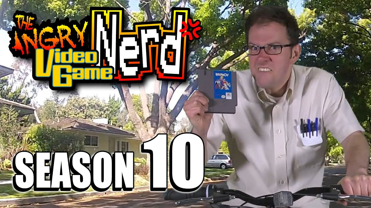 The Angry Video Game Nerd, Volume 1 : DVD Talk Review of ...