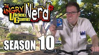 Angry Video Game Nerd - Season 10 (AVGN Full Season Ten)