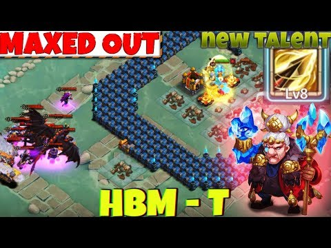 Ma Hatma 8/8 Zealous Drive | NEW TALENT | CASTLE CLASH