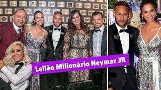 Bruna Marquezine e Neymar em LEILÃO BENEFICENTE do Instituto Neymar - Completo