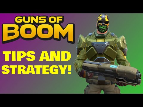 Guns of Boom: Tips and Strategy!