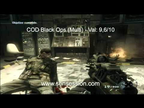 COD Black Ops analisis review