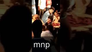 विश्वकर्मा पूजा पर आयोजित आर्केस्टा में ASI शराब के नशे में डांस
