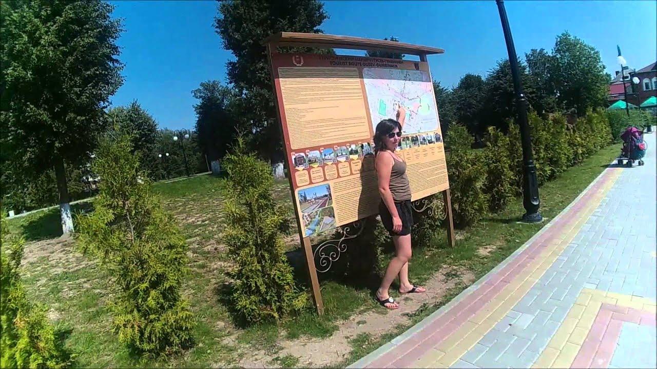 знакомство с городом калиненград