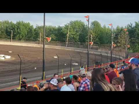 Sycamore Speedway 7-5-19 Compact Qualifying