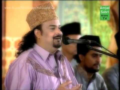 Sabri brothers sar e la makan se talab hui (balaghal ula be.