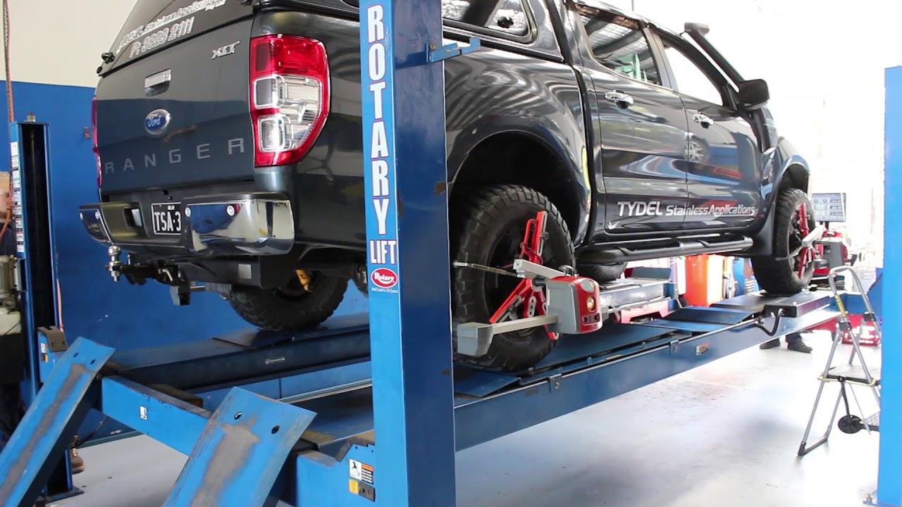 4x4 Wheel Alignment | 4WD & SUV Alignment