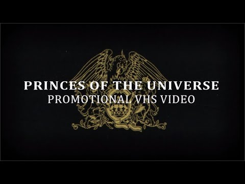 414 Princes Of The Universe  tional VHS Video 1995