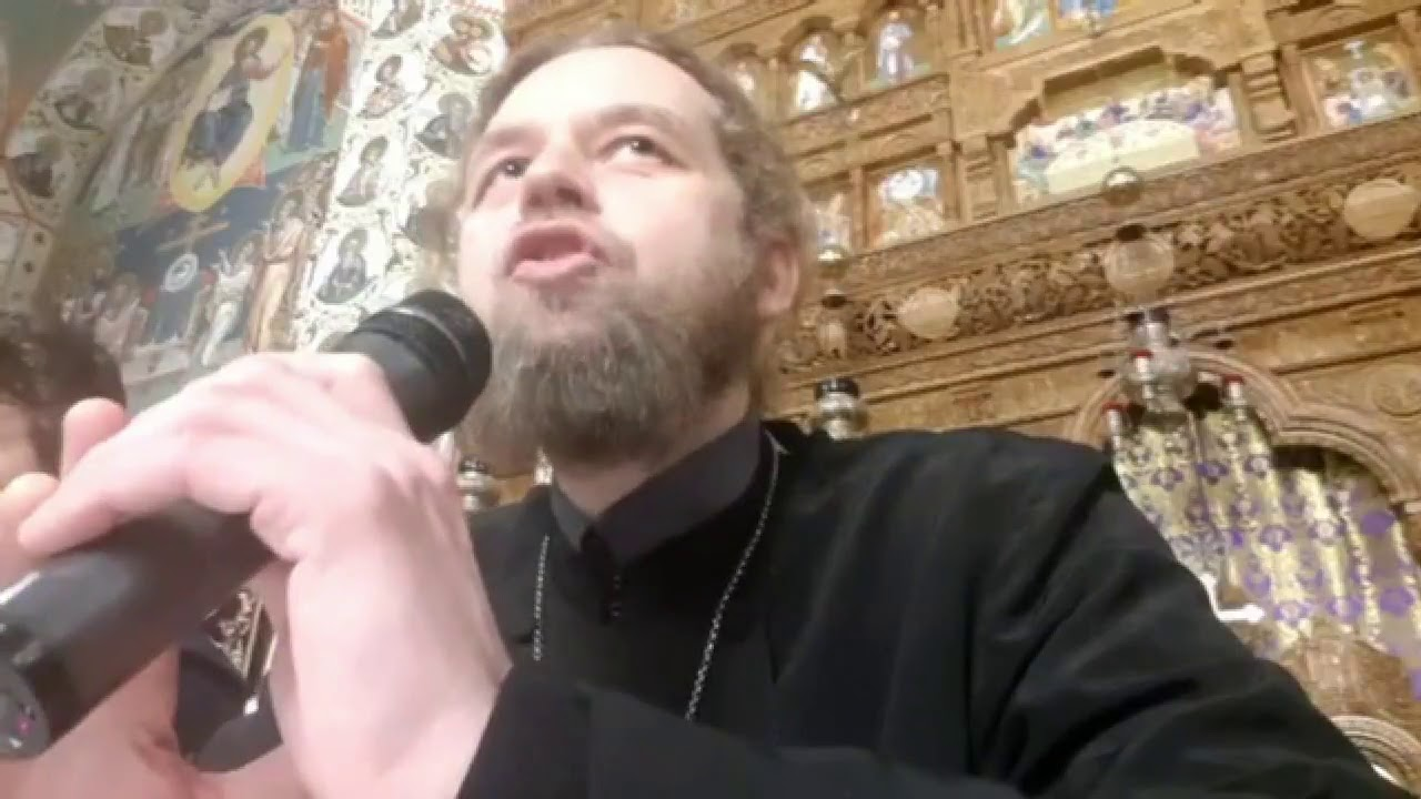 Teologie şi ştiință: convergențe şi divergențe. Live din Bucureşti de la biserica Şerban Vodă 1/2
