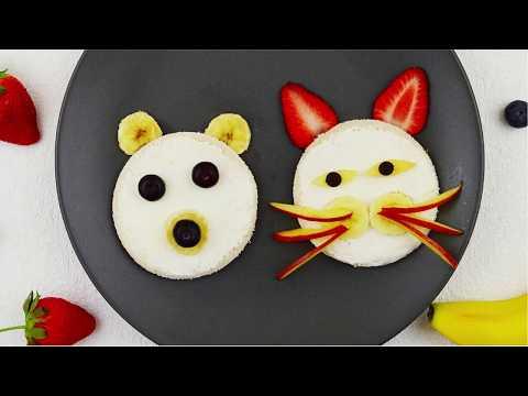 Open Faced Sandwich Recipe   Kids Sandwich Ideas