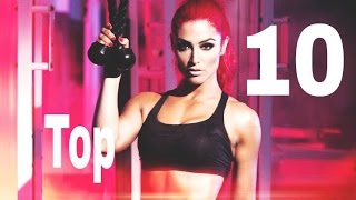WWE Top 10 NXT Divas Theme Song