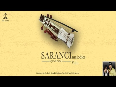 Sarangi Melodies ''Style of Punjab'' Tutorial