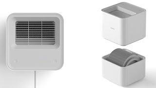 Xiaomi Smartmi Zhimi Air Humidifier 2 мойка-увлажнитель воздуха