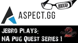 Jebro Plays Na Pug Quest Aspect Gg Spvp Gw2 Tourney - Engineer Game Play