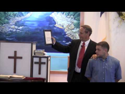 Recognizing Michael David Tucker