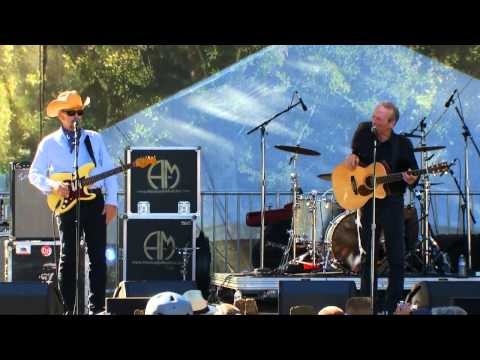 Dave Alvin & Phil Alvin with The Guilty Ones Hardly Strictly Bluegrass 2014