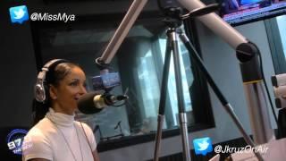 Exclusive Interview with Mya (Dabs In The Studio)Talks New Album