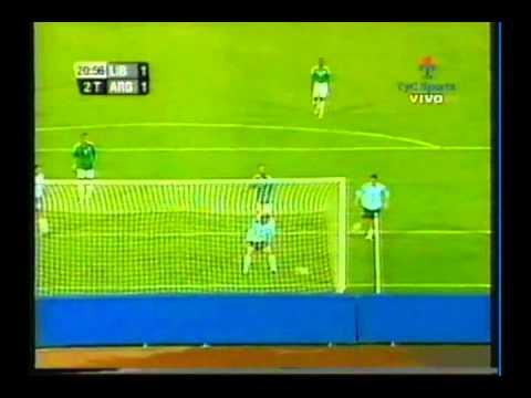 2003 (April 30) Libya 1-Argentina 3 (Friendly).avi