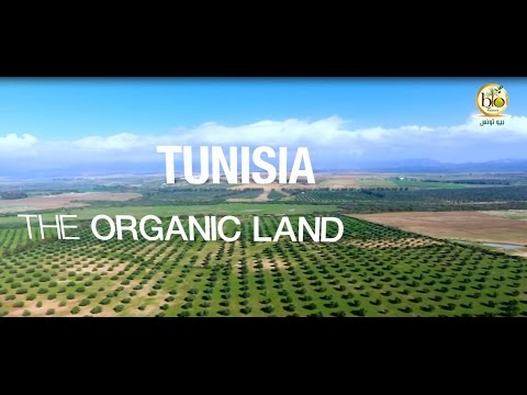 Tunisia : the Organic Land