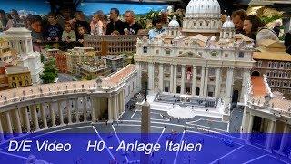 2016 Anlage Italien im Miniatur Wunderland Hamburg