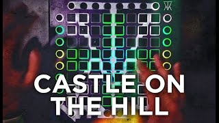 Ed Sheeran Castle On The Hill Launchpad Cover Remix