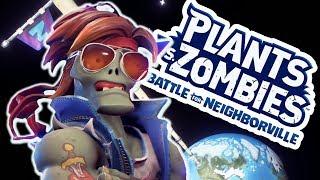 Plants vs. Zombies: Battle for Neighborville - 80S ACTION HERO
