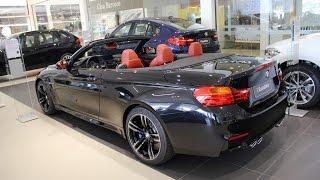 Primeira BMW M4 Cabrio do Brasíl