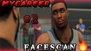 Anthony Davis Challenges Me To A 1v1!!! Facescan Turned Out Great!|NBA 2K20 MyCAREER #2