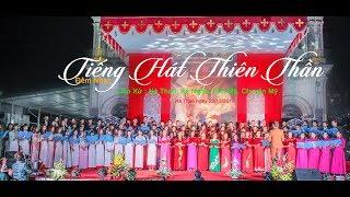 Hát : Hội Nhạc Thiên Quốc | chị Vân bé Vi | Tiếng Hát Thiên Thần