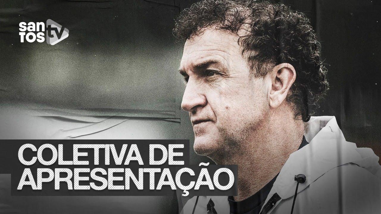 AO VIVO: CUCA | COLETIVA DE APRESENTAÇÃO (07/08/20)