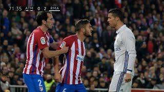 How Ronaldo Replies to Trash Talking Footballers!