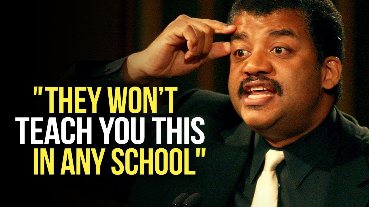 Download Neil deGrasse Tyson's Life Advice Will Leave You SPEECHLESS - One of the Most Eye Opening Interviews