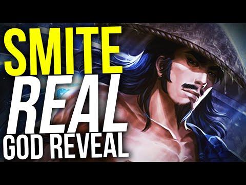 SMITE - REAL God Reveal - Susano