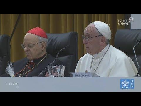 Riunione pre-sinodale, le risposte di Papa Francesco alle domande dei giovani