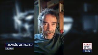 El Presidente Responde A Damián Alcázar Por Apoyar La 4t | Noticias Con Ciro Gómez Leyva