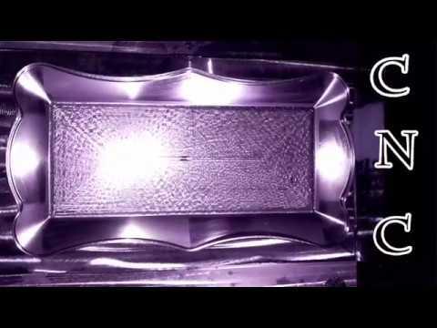 54) - فتح قالب صينية بلاستيك على CNC thumbnail