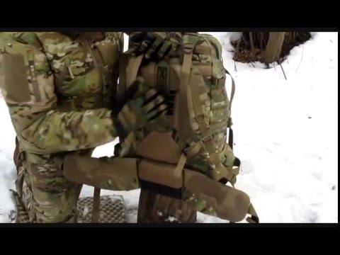 купить Рюкзак Для Военного 35 Л. С Ручками Для Переноски