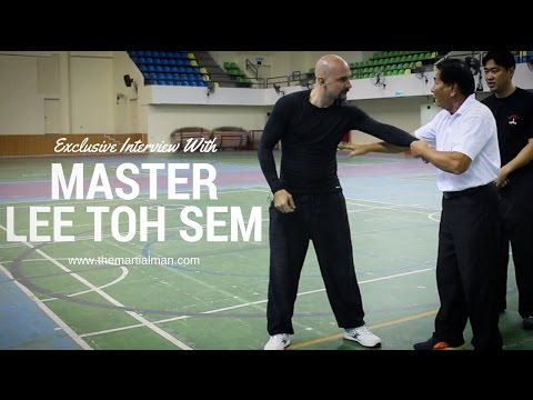 Master Lee Toh Sem | Chu Kar Kung Fu | THE MARTIAL MAN