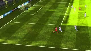 FIFA 14 iPhone/iPad - obst77 vs. FK Austria