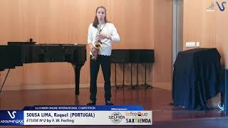 Raquel Sousa Lima – Etude Ferling 2
